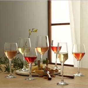Wine Glasses Big Cabernet Chardonnay