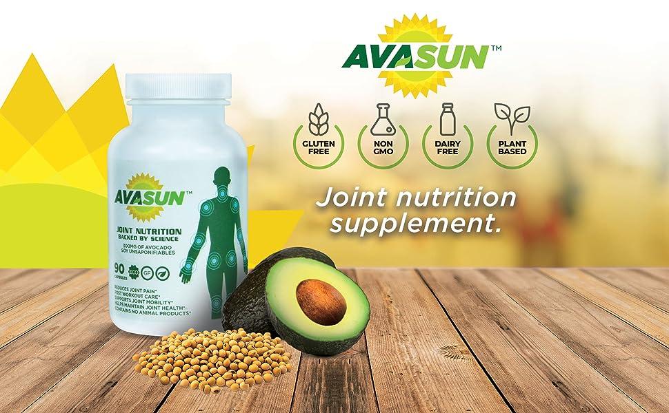 ASU Joint Supplement AvaSun