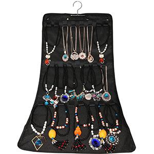 Amazoncom Premium Hanging Jewelry Organizer By Freegrace