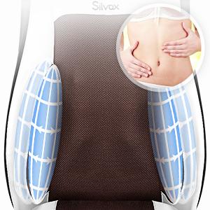 Amazon.com: Silvox Cojín de masaje, Shiatsu espalda y cuello ...