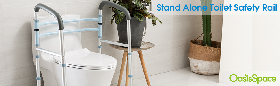 handicap toilet rails  bariatric toilet safety frame toilet frame safety rails toilet support arms