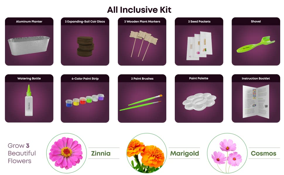 All Inclusive Kit