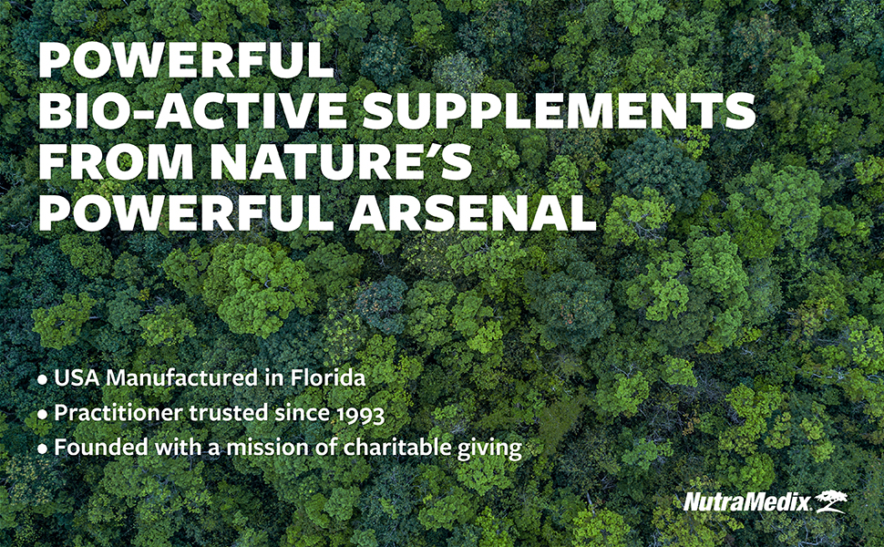 From Nature's Powerful Arsenal