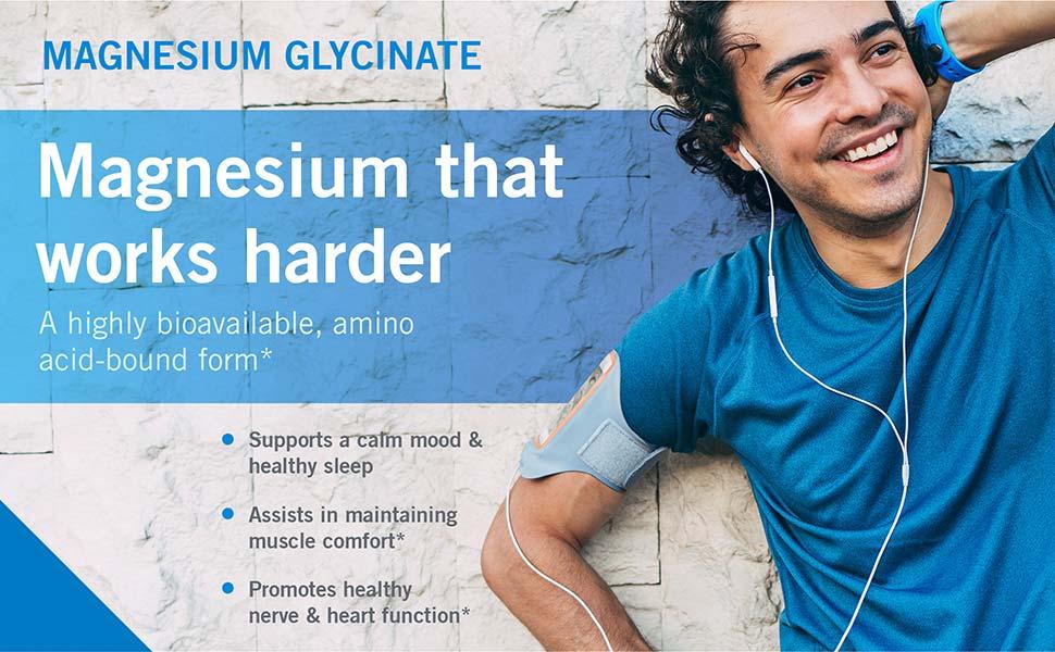 magnesium that works harder