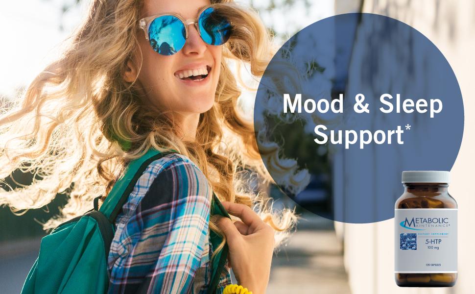 mood and sleep support