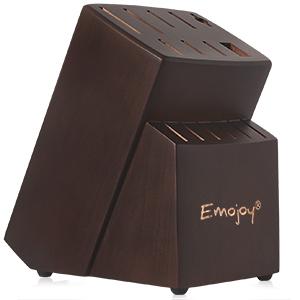 Amazon.com: Emojoy - Juego de cuchillos de cocina de 15 ...
