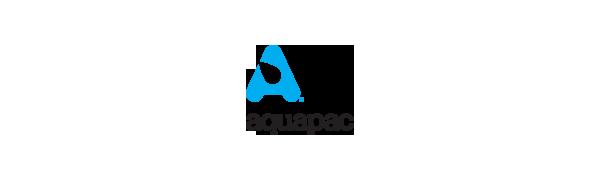 Aquapac brand mark