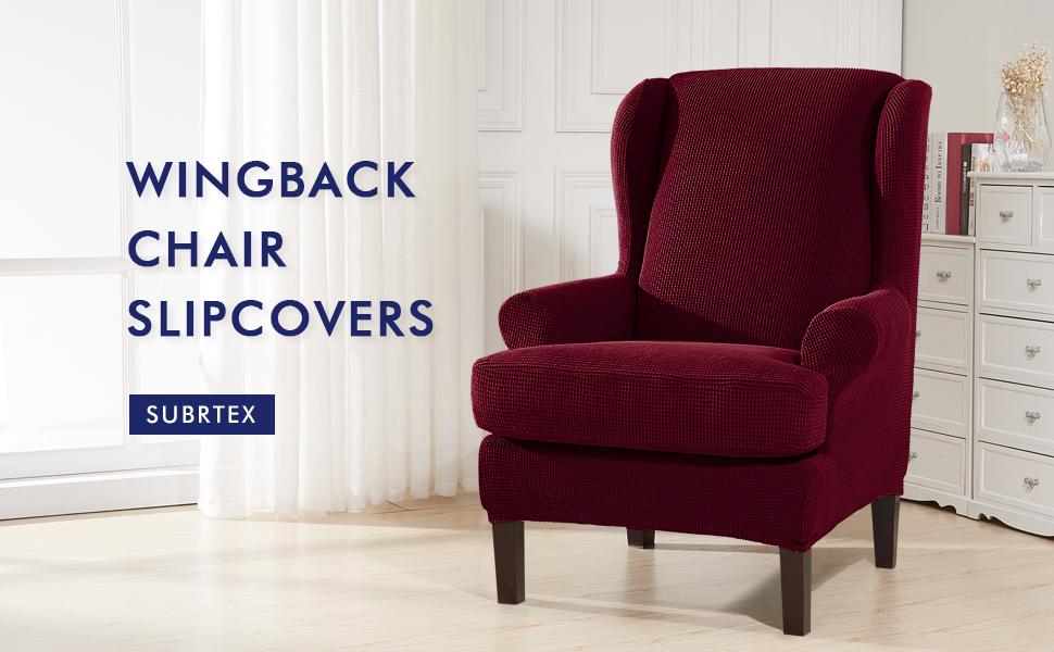 Amazon.com: Funda elástica para silla, de la marca subrtex ...