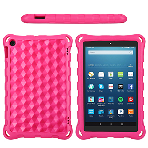 amazon kindle fire hd 10 case for 10.1 inch tablet for kids 7th gengeration