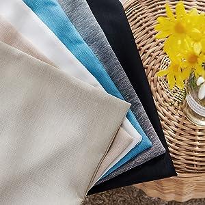 pillowcase covers