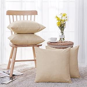 cushion covers 18 x 18