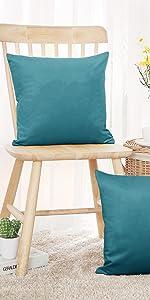 velvet cushion cover 2 pcs