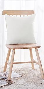 white cushion covers
