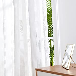 semi sheer curtains for kids room