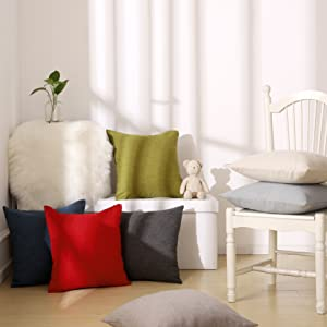 cushion cover pillow cases