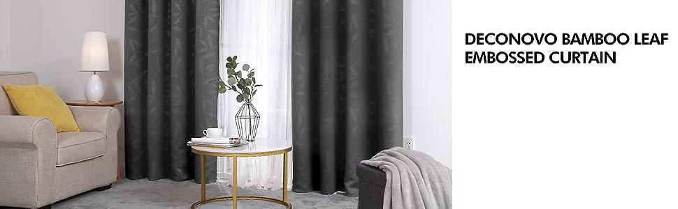 Printed drapes