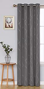 blackout curtains grey curtains curtains for bedroom
