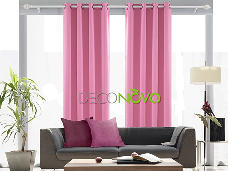 Blackout Curtains: Deconovo Home Fashion Creativeness U0026 Function Novelty