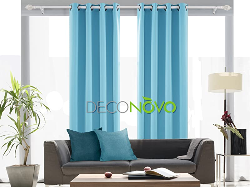 Deconovo Offers A Complete Line Of Functional Curtains That Provide  Privacy, Manage Light, Reduce Noise And Help With Energy Savings Without  Sacrificing The ...