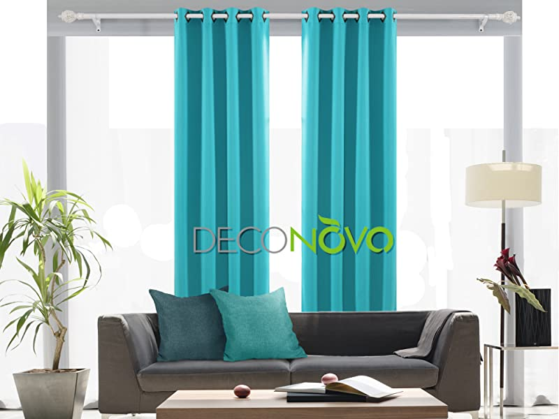 deconovo offers a complete line of functional curtains that provide privacy manage light reduce noise and help with energy savings without sacrificing the
