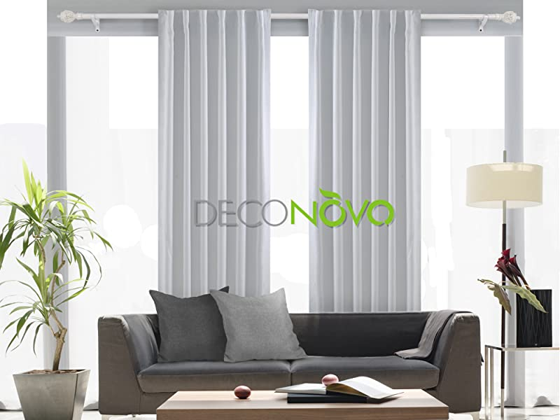 Blackout Curtains: Deconovo Home Fashion Creativeness & Function Novelty