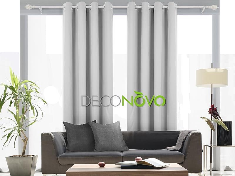 deconovo blackout curtains deconovo home fashion u0026 function novelty