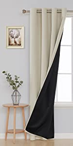 blackout curtain for bedroom