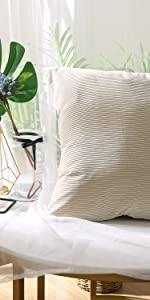 Corduroy Cushion Covers