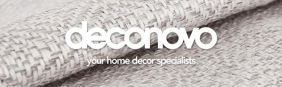 Deconovo throw cushion covers