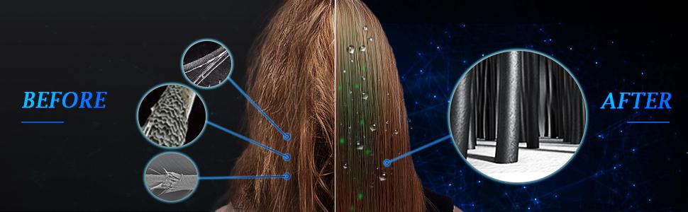 HAIR STRAIGHTER FLAT IRON