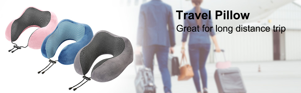 Travel Pillow Sararoom