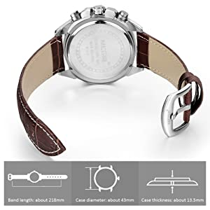 megir watches for men