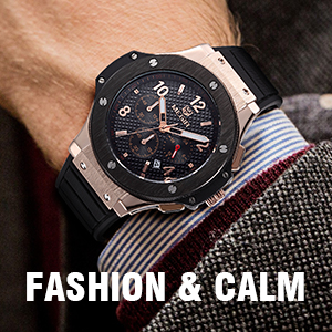 Fashion and Classic design, perfect for both indoor and outdoor activities, also perfect for Business and Casual USE.