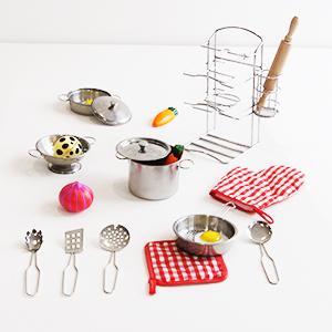kitchen play accessories