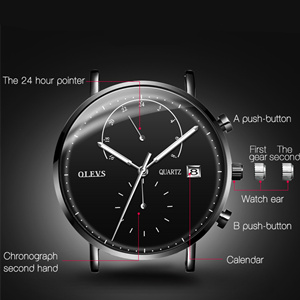 fashion watches for men mens work watches waterproof
