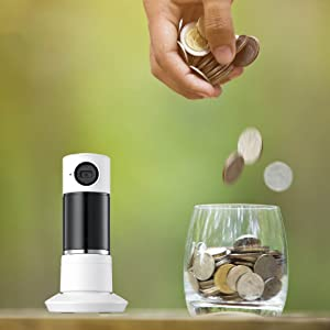 savings cost fees monthly subscription video home8 security adt vivint simplisafe ring alarm