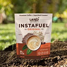 Laird Superfood Original Instafuel - 1lb/16oz and 8oz sizes available