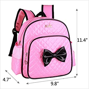 Amazon.com | Cute Durable Toddler Backpack for Preschool ...