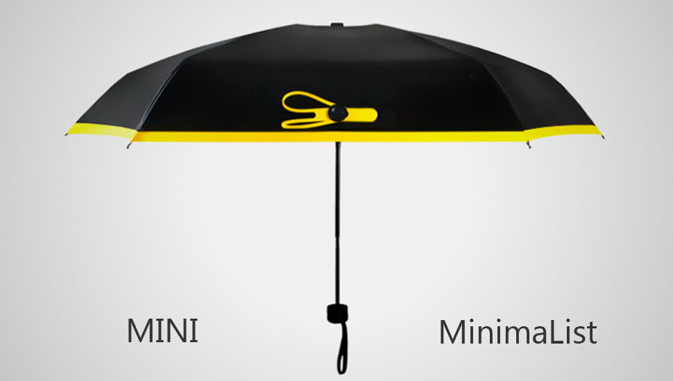 Amazon.com: mini umbrella minimalist pocket compact folding rain