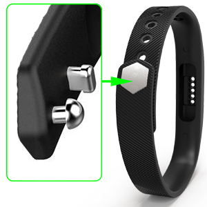 Fitbit Flex 2 Bands, Premium Non-toxic materials, Non-toxic materials,safe for the human skin