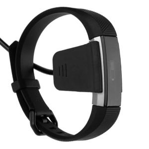 Amazon.com: Fitbit alta HR Cargador, kingacc adaptador de ...