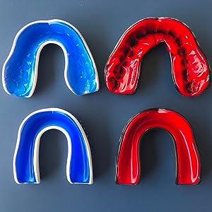 Colorful Sport Mouthguard Mouth Guard Teeth Cap Protect Boxing Thai Arts Ma V3A3