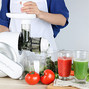 Serious, Easy, Nutritional Juicing