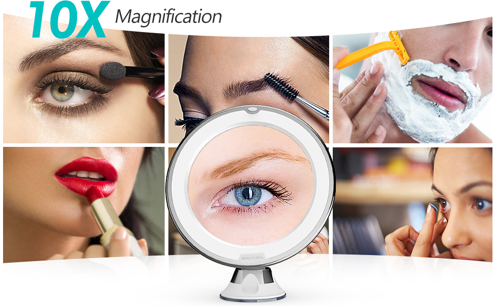 10X Magnification