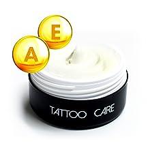 Tattoo Care Black Rose Vitamins A and E