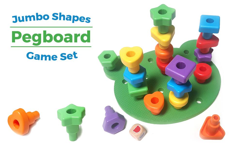 pegboard, peg board, kids korner, montessori toys, shape sorter, infant toys, learning toys, pegs