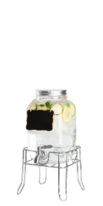 1 Gallon Dispenser with Stand
