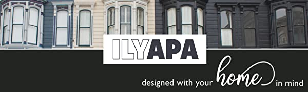 Ilyapa Logo - Designed With Your Home in Mind