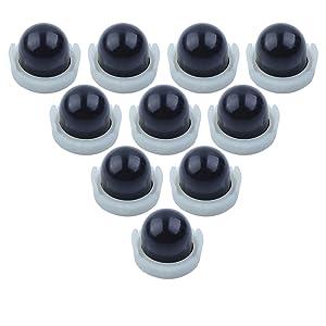 Briggs /& Stratton 4178 5-Pack of 694394 Primer Bulb