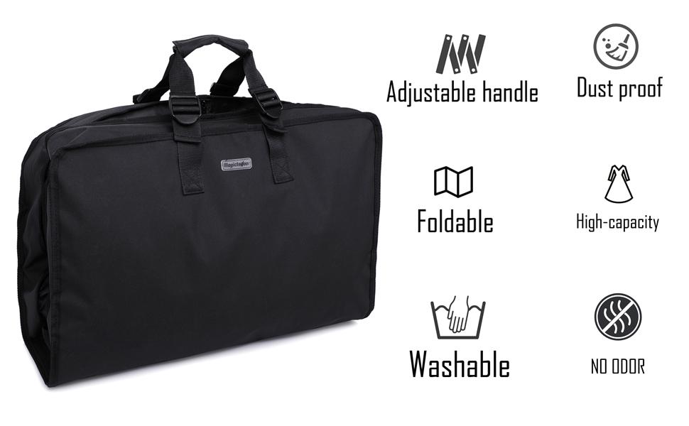 Amazon.com: Viaje bolsa de ropa 40